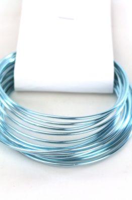 Aludraht Blau (30700141550103)