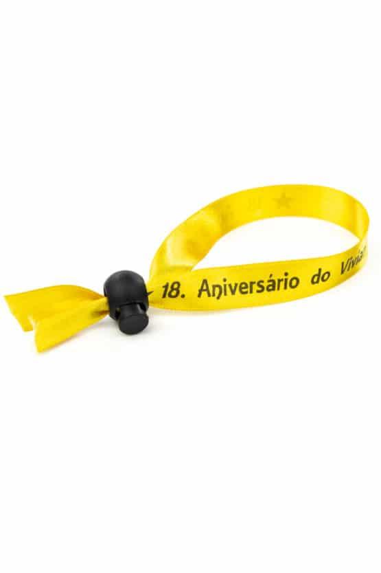 Verstellbarer Verschluss für Armbänder aus Satin- oder Taftband - verschluss, corona-pandemiebedarf, armbaender
