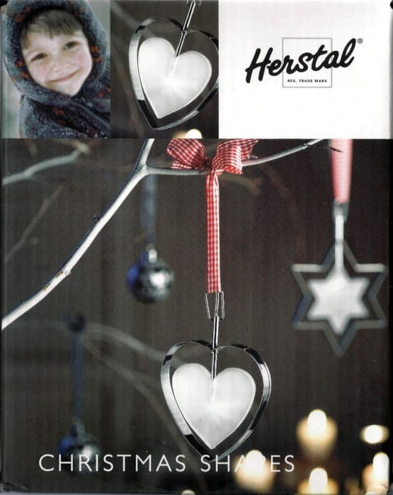 Christmas Shapes Herz von Herstal - geschenke