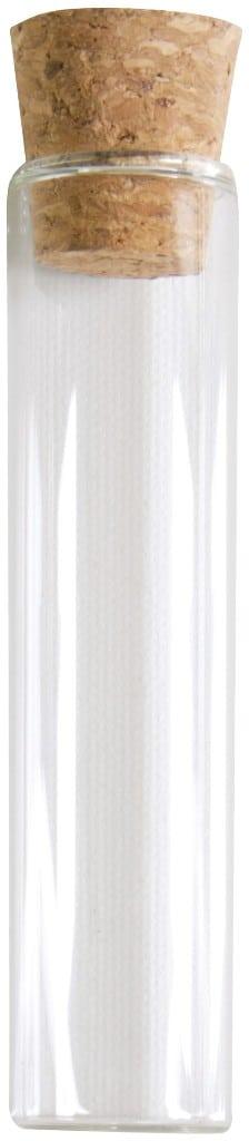 Reagenzglas mit Korken, 10 cm - hochzeitsaccessoires