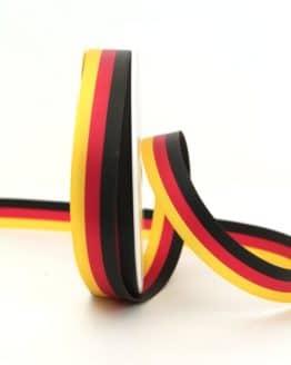 Deutschlandband, 15 mm - tag-der-deutschen-einheit, nationalbander