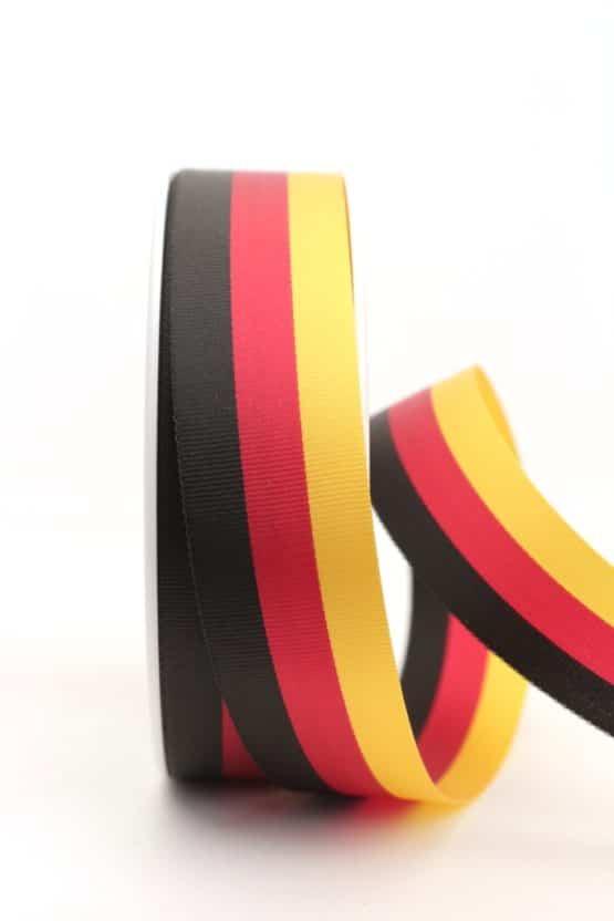 Deutschlandband, 25 mm - tag-der-deutschen-einheit, nationalbander