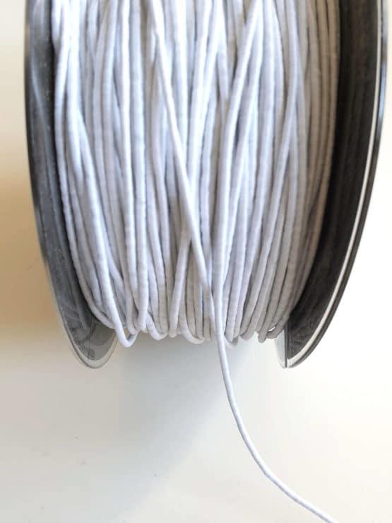 Elastikband (Gummiband) für Mund-Nasen-Masken - elastikband, corona-pandemiebedarf