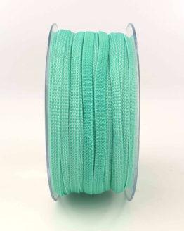 Gummiband/Elastikband für Mund-Nasen-Masken - grün - elastikband, corona-pandemiebedarf