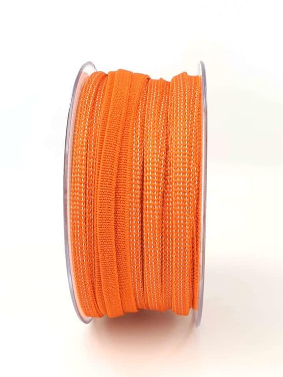 Gummiband/Elastikband für Mund-Nasen-Masken - orange - elastikband, corona-pandemiebedarf