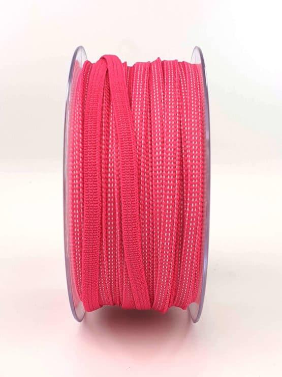 Gummiband/Elastikband für Mund-Nasen-Masken - pink - elastikband, corona-pandemiebedarf