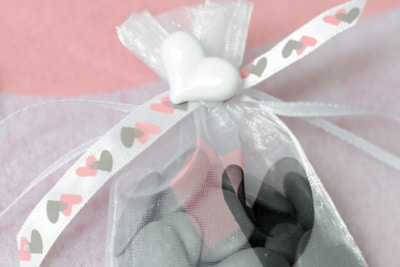 Hochzeitsbänder und Hochzeitsdekoration