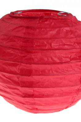 Lampion rot 10 cm 4311_7