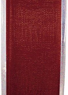 Organzaband bordeaux, 7  mm breit, BUDGET - organzaband-budget, organzabaender
