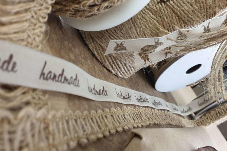 Osterdeko in feinen Naturtönen - tischdekoration, ostern, floristik