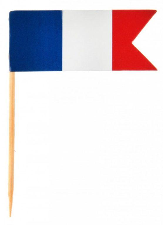 Piecker Frankreich / Holland / Schleswig-Holstein, 10 St. - nationalbander