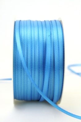Satinband 3mm aqua Low Budget (4031903-03-118)