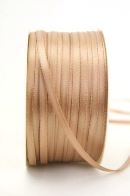 Satinband 3mm beige Low Budget (4031903-03-103)