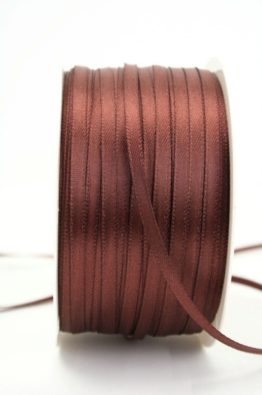 Satinband 3mm braun Low Budget (4031903-03-132)