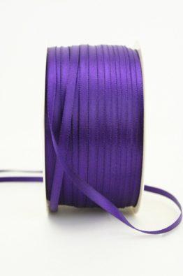 Satinband 3mm lila Low Budget (4031903-03-133)