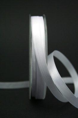 Satinband weiß 10mm (22010-10-700)
