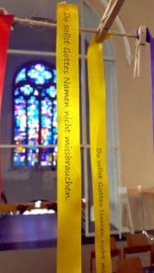 Konfirmation - Tipp für einen unvergesslichen Gottesdienst - personalisierte-bander, konfirmation
