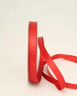 Satinband 10 mm breit rot