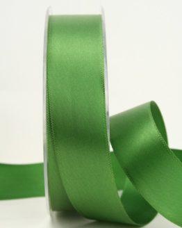 Satinband, 25 mm, dunkelgrün - sonderangebot, satinband