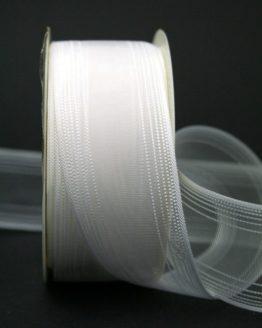 Schleifenband für Hochzeitsfloristik, 15 mm breit - hochzeitsbaender