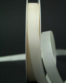 Taftband creme, 15 mm breit - hochzeitsbaender