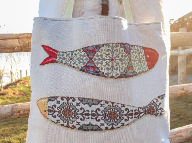 Baumwolltaschen mit softig weichem Träger aus Samtband - grosshandel, geschenkband, allgemein