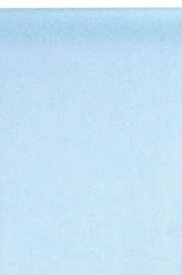Vlies Tischlaeufer 30cm hellblau (2810_6)