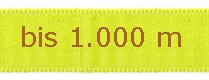 individuell bis 1000m